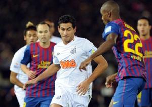 Ganso: Chciałbym zagrać chociaż jeden mecz dla Barçy