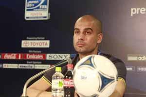 Guardiola zaprzecza odejściu Villi