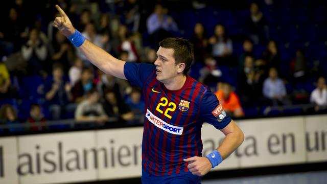 Barça Intersport w fazie finałowej Ligi Mistrzów