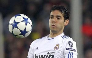 Kaká: Barça najlepszą drużyną przeciw której grałem
