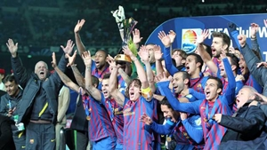 FC Barcelona – najlepszy zespół AIPS 2011