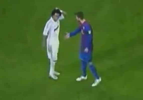 Marcelo pogardził Piqué na zakończenie spotkania