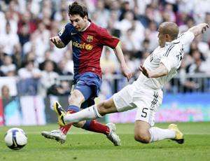 Siedem goli Messiego na Bernabéu