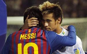Messi chciałby przybycia Neymara