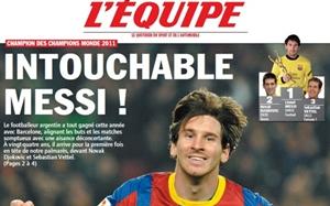 Messi – Mistrz Mistrzów