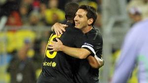 """Messi wybrany """"Najlepszym Napastnikiem Roku"""""""