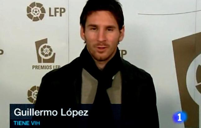 Wpadka TVE – Messi z HIV-em