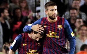 "Pięciu barcelonistas w idealnej jedenastce L""Équipe"