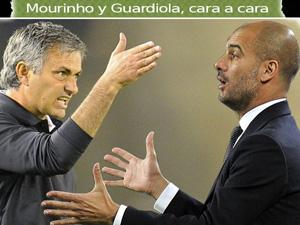 Mourinho i Guardiola: twarzą w twarz