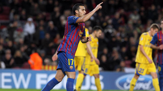 50 bramek Pedro