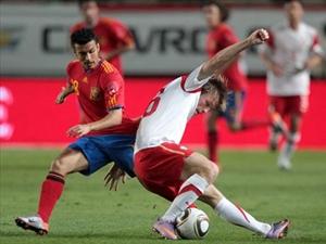 Pedro ma nadzieję na powołanie na EURO 2012
