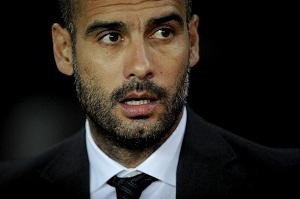 """Guardiola prosi zespół o """"odwagę"""""""