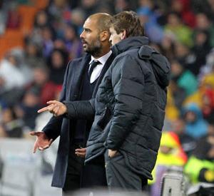 Barcelona Guardioli niepokonana na Bernabéu