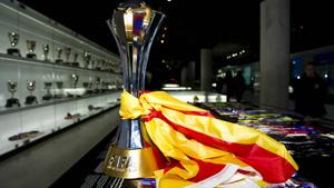 Drugi Puchar Mistrzów Świata w muzeum