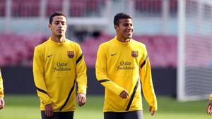 Ostatni trening przed Copa del Rey