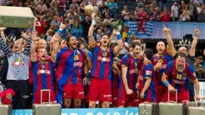 Piłkarze ręczni znów najlepsi w Europie