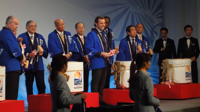 Oficjalne spotkanie zorganizowane przez FIFA