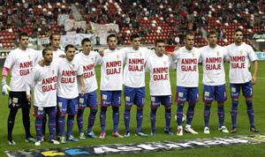 Sporting okazuje wsparcie dla Davida Villi
