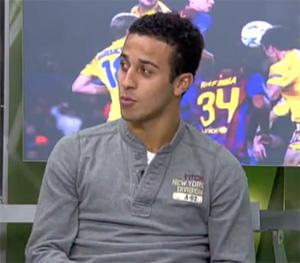 Thiago i Rafinha: Futbol jest obecny w naszych życiach