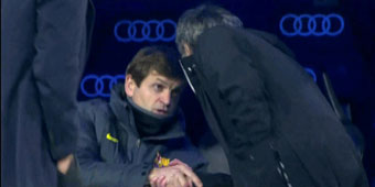 Mourinho pogratulował Vilanovie