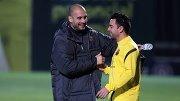 Barça powróciła do pracy
