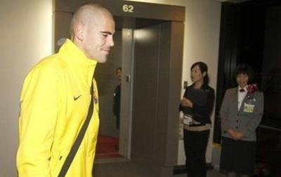 Valdés po raz setny w międzynarodowych meczach