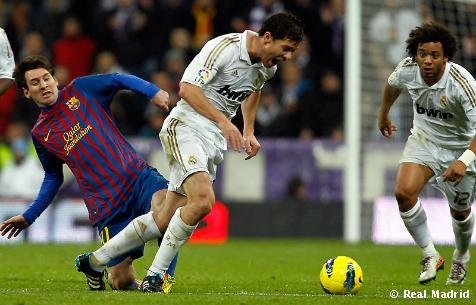 Xabi Alonso: Bramka Barcelony była kluczowa