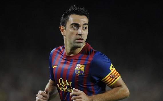 Xavi: Nie przegrywa się ligi w grudniu