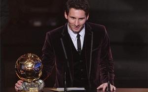 Messi: Xavi, Tobie też się to należy