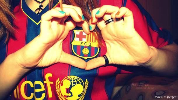 Barcelona w spódnicy: Kocham Football!