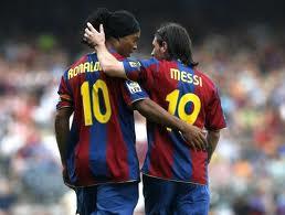 Belletti: Ronaldinho był lepszy od Messiego