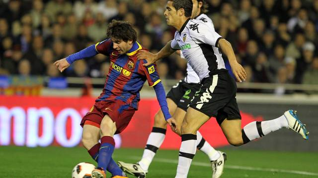 Valencia rywalem Barçy w półfinale