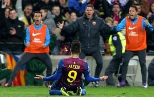 Barça-Betis: Najlepsze i najgorsze