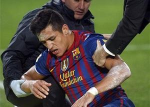 FC Barcelona z 14 zdrowymi piłkarzami