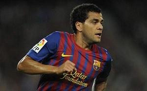 Alves: Chcę zostać w Barcelonie do końca kariery
