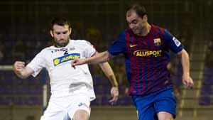 Barça Alusport zainauguruje rok