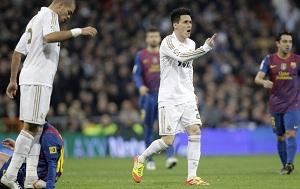 Hat-trick deptających Realu Madryt