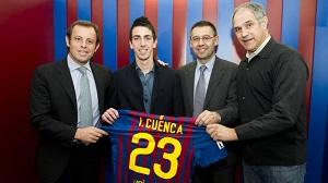 Cuenca podpisał przedłużenie umowy