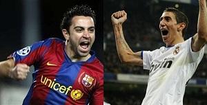 Xavi vs. Di María