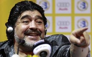 Maradona: Myślę, że Guardiola chciałby objąć Inter