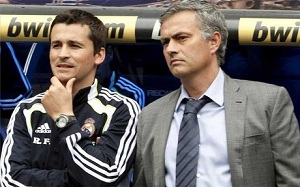 """Asystent Mourinho chciał """"solówki"""""""