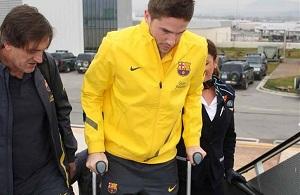 Andreu Fontàs opuścił szpital