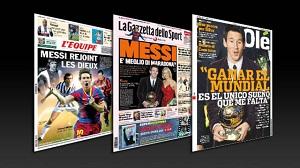 Prasa międzynarodowa chwali Leo Messiego