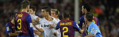 Walka o półfinał: FC Barcelona – Real Madryt