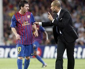 Messi i Guardiola – Królowie Europy