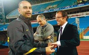 Guardiola zapewnia o przedłużeniu kontraktu