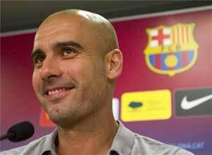 Pep Guardiola najlepszym trenerem roku 2011