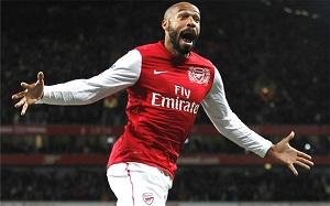 Henry dosięgnął nieba po powrocie do Arsenalu