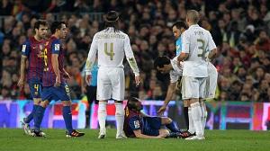 Iniesta będzie pauzował przez trzy tygodnie
