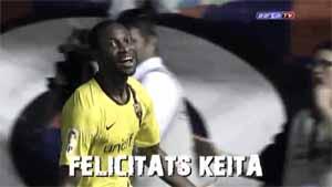 Sto lat, Keite!